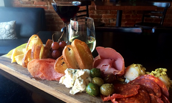 The Drop Bistro - Union Hill: Cocktails and Sharable Plates for Two, Four, or Six at The Drop Bistro (Up to 47% Off)