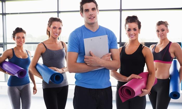 Balance Yoga - Tega Cay: $54 for $120 Toward 10 Classes at Balance Yoga
