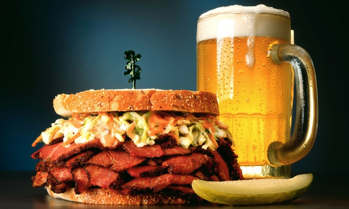 Z's Bar - McKinley School - Columbus Park: Pub Food at Z's Bar (45% Off). Two Options Available.
