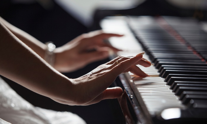 Piano4Everyone - Multiple Locations: One or Two Months of Group Music Classes at Piano4Everyone (Up to 84% Off)