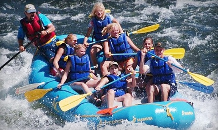 Adventure Connection - Lotus: One-Day Rafting Trip with Lunch or Two-Day Rafting Trip with Wine Tasting from Adventure Connection (Up to 55% Off)