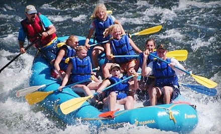 One-Day Rafting Trip with Lunch or Two-Day Rafting Trip with Wine Tasting from Adventure Connection (Up to 55% Off)