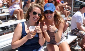 Down The Line Rooftop: All-Inclusive Rooftop Party for a Cubs Game at Down the Line Rooftop (Up to 49% Off). 16 Games Available.