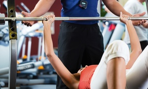 World Gym: One or Three 30-Minute Personal-Training Sessions with Fitness Assessment at World Gym (Up to 71% Off)