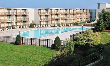 Stay at Red Lion Hotel Harrisburg East in Pennsylvania, with Dates into October