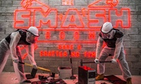 Up to 20 Glass Items and Two Electronic Devices to Smash for Up to Four at The Smash Room (Up to 41% Off)