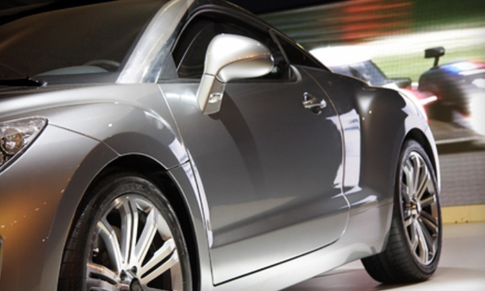 Demand Janitorial Equipment & Repair - Regina: Take-Home Waterless Car-Detailing Kit or Carpet Extractor Rental from Demand Janitorial Equipment & Repair (52% Off)