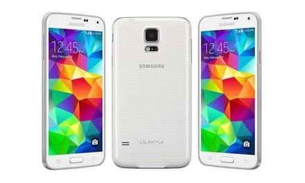 Série Samsung Galaxy S,  S3 / S4 / S5, reconditionnés, coloris au choix, dès 119,99€ (livraison offerte)