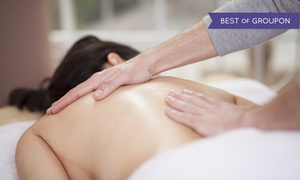 A Magical Escape Therapeutic Bodyworks: 60-Minute Swedish or Deep-Tissue Massage with Optional 30-Minute LED Facial at A Magical Escape (Up to 59% Off)