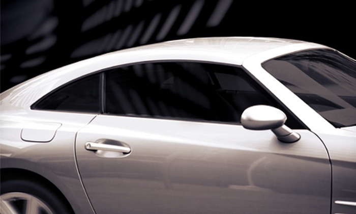Sun Block, Inc - Midlothian: $140 for Full Auto Window Tinting for Car or SUV at Sun Block, Inc in Midlothian ($280 Value)