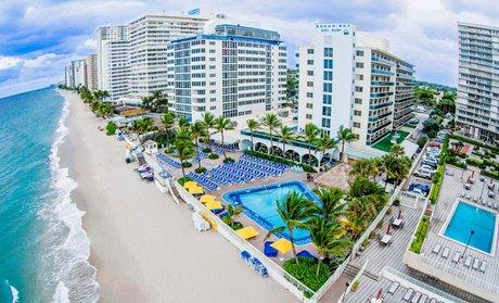 Beachfront Hotel In Fort Lauderdale