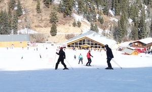 Lift Ticket With Ski Or Snowboard Rental At Red River Ski & Summer Area (up To 34% Off). Three Options Available.