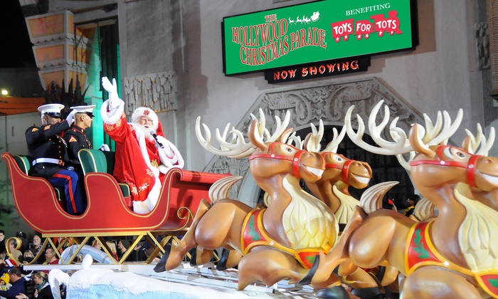 Hollywood Christmas Parade - Hollywood Christmas Parade: Hollywood Christmas Parade on November 30 (Up to 30% Off)