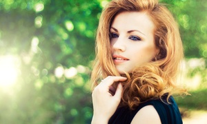 Déka Coiffure: Haircut and Treatment with Optional Colouring and Highlights at Déka Coiffure (Up to 74% Off)