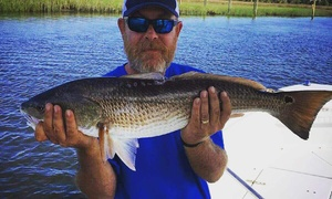 Five-hour Fishing Trip With Optional Meal From Charleston Boat Charters (45% Off)