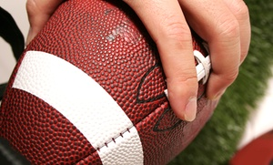 Sports International: $75 for a One-Day Football Clinic with Sports International ($149.97 Value)