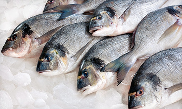 Santa Monica Seafood Company - Mid-City: $15 for $30 Worth of Fresh Fish and Market Goods at Santa Monica Seafood Company