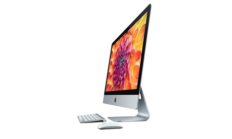 "Apple iMac 21.5"" Slim Quad Core i5 8GB de RAM y 1TB de disco duro reacondicionado, envío gratuito"