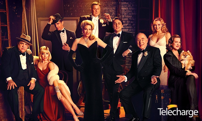 """Bullets Over Broadway"" Starring Zach Braff - St. James Theatre: ""Bullets Over Broadway"" Starring Zach Braff at St. James Theatre, March 11–22 (Up to 32% Off)"