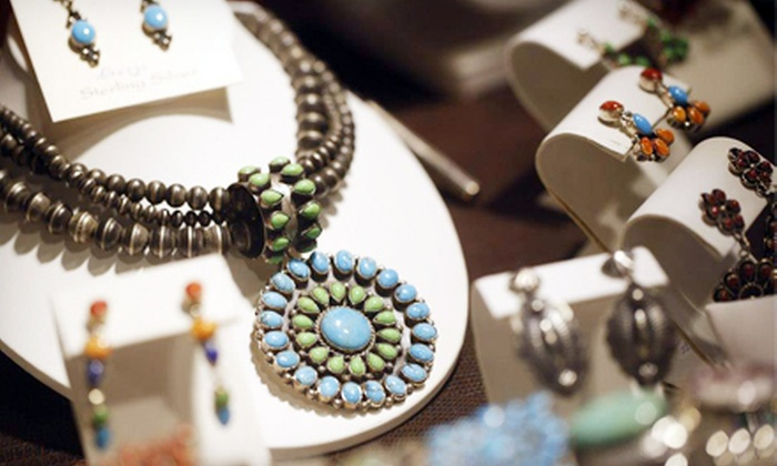 Jewelry At The Square - LoDo: Modern and Southwestern-Style Jewelry at Jewelry At The Square (Half Off). Two Options Available.
