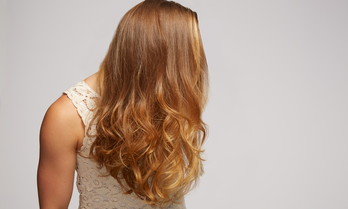 Stefania Crabtree at Salon Retro - Mundelein: Cut and Conditioning with Optional Color or Highlights from Stefania Crabtree at Salon Retro (Up to 41% Off)