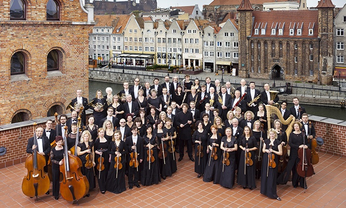Polish Baltic Philharmonic Orchestra - State Theatre: Polish Baltic Philharmonic Orchestra on Friday, February 19, at 8 p.m.