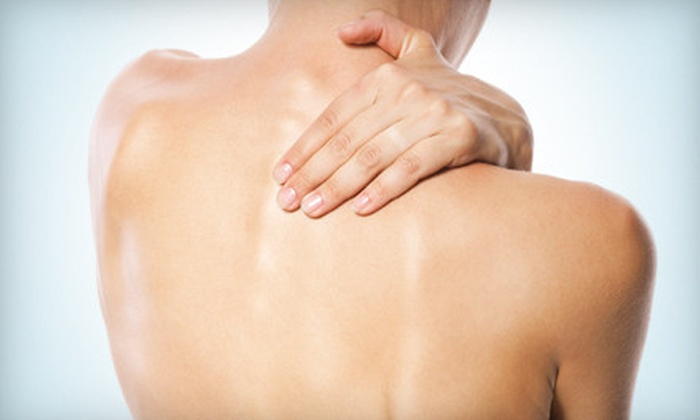 Grant Family Chiropractic - Noblesville: 60- or 90-Minute Custom Massage at Grant Family Chiropractic (Up to 52% Off)