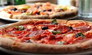 Pete's Restaurant & Brewhouse: Pizza & Pasta for Lunch or Dinner or One Large Signature Pizza at Pete's Restaurant & Brewhouse (Up to 35% Off)