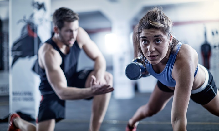 Fit2Fight Studios - Rochester Road: Eight Personal Training Sessions with Diet and Weight-Loss Consultation from Fit2fight Studios (50% Off)