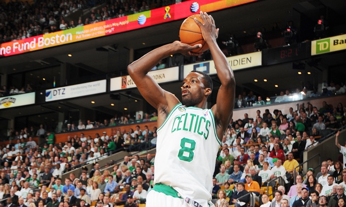 Boston Celtics - TD Garden: $45 to See a Boston Celtics Game at TD Garden (Up to $74.85 Value). Four Games Available.
