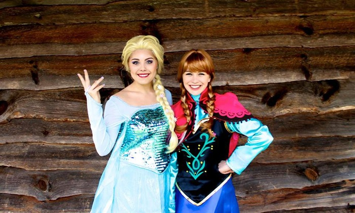Once Upon A Time Princess Parties - Raleigh / Durham: $119 for $170 Groupon — Once Upon A Time Princess Parties