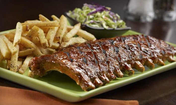 Tony Roma's - Ashwaubenon: Steak-House Meal for Two or $15 for $30 Worth of Ribs, Steak, and Seafood at Tony Roma's