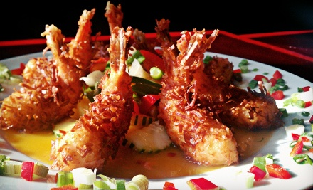 $25.50 for a Two-Course Thai Meal for Two at Bangkok Bistro at Ballston (Up to a $49 Value)