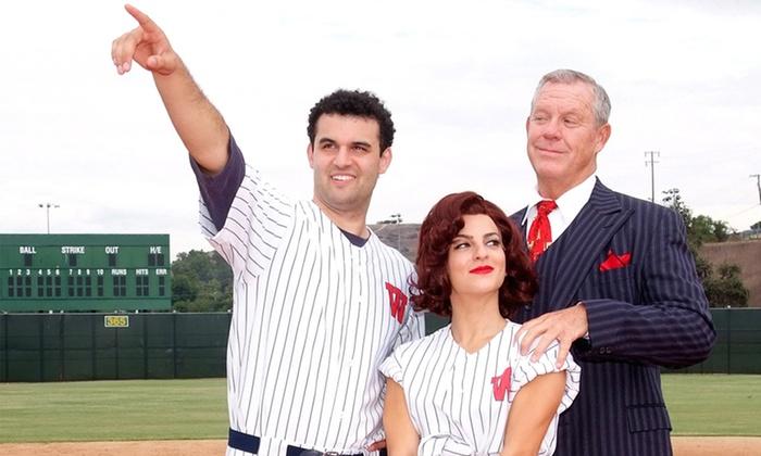 """Damn Yankees"" - Fred Kavli Theatre-Thousand Oaks Civic Arts Plaza: ""Damn Yankees"" (October 16–24)"