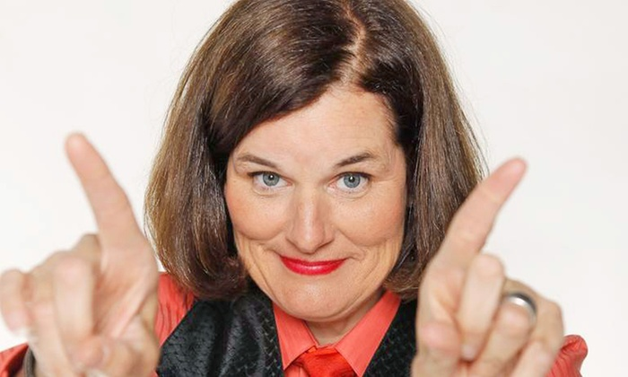 Paula Poundstone - Coral Springs Center for the Arts: Paula Poundstone at Coral Springs Center for the Arts on Saturday, February 21, at 8 p.m. (Up to 49% Off)