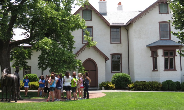 President Lincoln's Cottage - Northwest Washington: Guided Tour for Two or Four of President Lincoln's Cottage (Up to 50% Off)