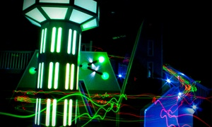 Laser Tag of Metairie: Eight Games of Laser Tag with Optional Pizza and Soda at Laser Tag of Metairie (Up to 51% Off)