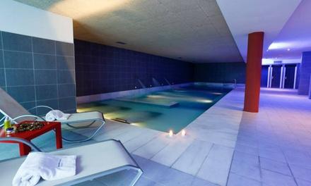 Circuito termal con masaje relajante y bufet libre en Balneario Areatza (hasta 50% de descuento)