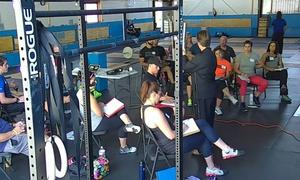 CrossFit 02038: Two Weeks of Gym Membership at CrossFit 02038 (55% Off)
