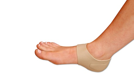 Heel Hugger Cooling Plantar-Fasciitis Therapy Wrap