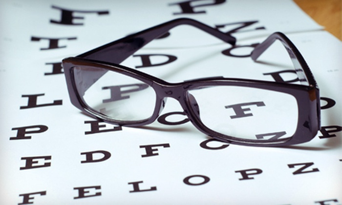 Frisco Eyecare - George Mixon: $49 for Comprehensive Eye Exam and $200 Toward Prescription Glasses at Frisco Eyecare