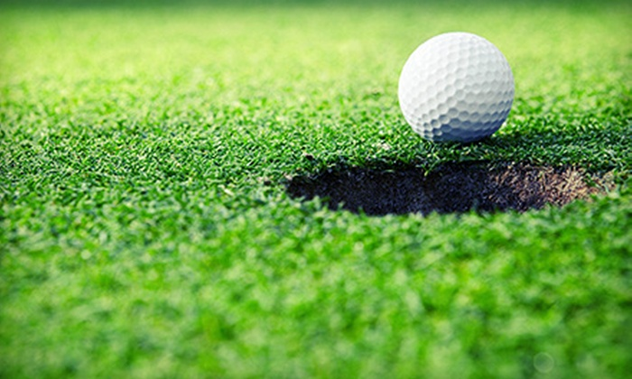 Mountain Valley Golf Center - Woodland: Punchcard for 5 or 10 9-Hole Rounds of Golf Including Range Tokens at Mountain Valley Golf Center (Up to 75% Off)