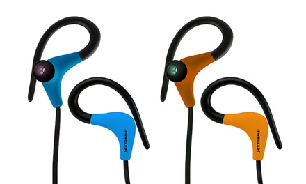 Xtreme Sport Active In-Ear Earphones (2-Pack)