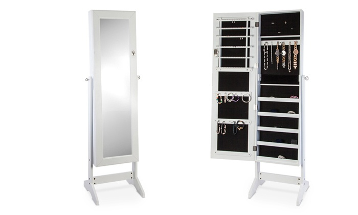 armoire bijoux | groupon shopping