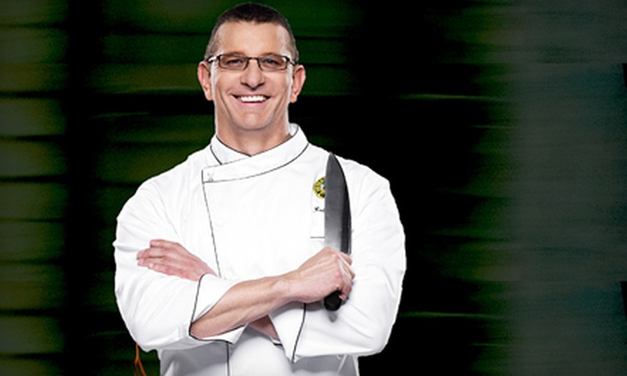 Chef Robert Irvine  - Neal S. Blaisdell Arena: Half Off Celebrity-Chef Cooking Show for Two