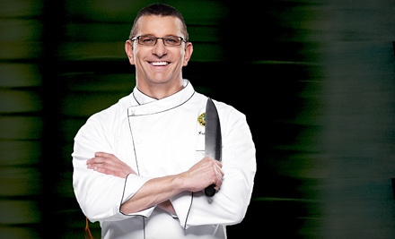 Robert Irvine at Blaisdell Concert Hall on Fri., Sept. 7 at 8PM: Best-Available Seating, 4th Row Back - Chef Robert Irvine  in Honolulu