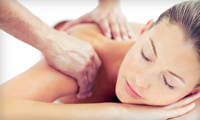 Of the Sea Therapeutics - Bellevue: One or Three Swedish, Deep-Tissue, or Hot-Stone Massages at Of the Sea Therapeutics (Up to 54% Off)