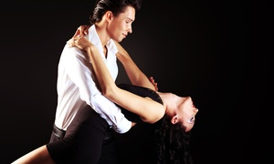 Fred Astaire Dance Studio: Private Lessons with Option of Group Lessons for an Individual or Couple (Up to 61% Off)