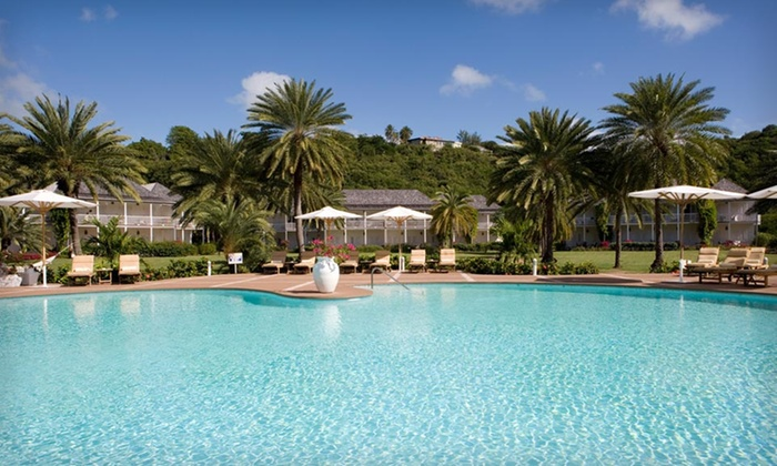 The Inn at English Harbour - Inn At English Harbour: Three-, Four-, or Five- Night Stay with Daily Breakfast and Dinner at The Inn at English Harbour in Antigua