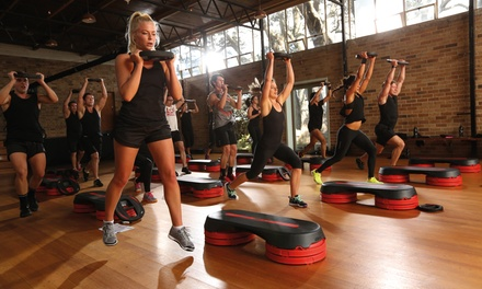 One- or Two-Month Membership or 10 Classes at Pure Fitness (Up to 81% Off)